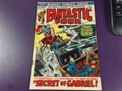 MARVEL COMICS FANTASTIC FOUR #121